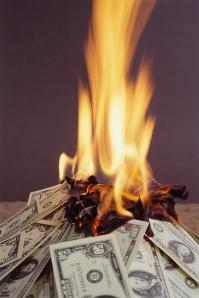 moneyburn